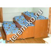 Кровать выдвижная фото