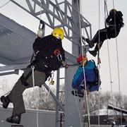 Верхолазные работы (на особо опасных объектах) – работы выполняемые методом промышленного альпинизма фото