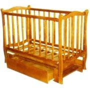 Кроватки детские МД -2707 фото