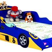 Кровать детская Гоночная машина Формула 1 фото