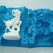 Жидкий пластик EasyFlo 60 холодной полимеризации фото