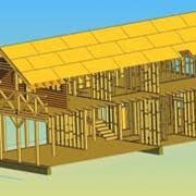 Услуги по распиловке, сушке, изготовлению деревянных изделий, Установка деревянных конструкций и деталей, Прилуки, Украина фото