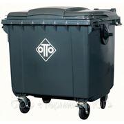 Контейнер для сбора бытовых отходов «ОТТО» фото