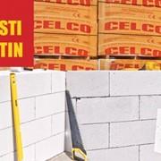 Газобетоные блоки Celco(BCA) Официальный дистрибьютор в Молдове фото