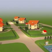 Газификация коттеджных поселков фото