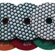 Гибкий диск DSW толщ. 1,5 мм, диам. 100мм, #400 фото