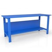 Металлический слесарный стол ВСТ-Н 18/00 ПC-1700 фото