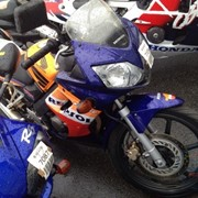 Мотоцикл спортбайк No. B2681 Honda CBR125R REPSOL фото