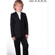 Костюм тройка (пиджак, брюки, жилет) фото