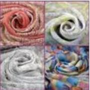 Ткани для свадебных платьев. фото