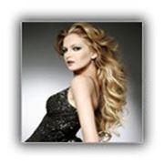 Укладка волос (феном) фото