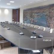 Переговорные и конференц-залы от испанской мебельной фабрики JMM фото