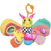 "Подвеска-погремушка ""Бабочка"" 024 Biba Toys фото"