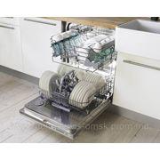 Установка посудомоечной машины, подключение посудомойки в Омске фото