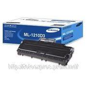 Заправка картриджа Samsung ML-1210D3 фото
