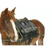 Седло вьючное (грузовое) фото