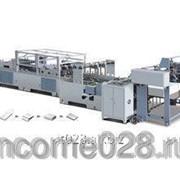 Машина для производства бумажных пакетов ZB1100A фото