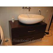 Тумба под раковину в ванную комнату фото