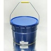 Металлическое ведро 10 лит с крышкой корона фото
