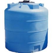 Пластиковая емкость 3000 л с крышкой 380 мм (код 3000ВФК2) фото