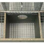 Клетки для содержания норки на девять мест фото