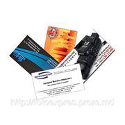 Печать визиток в кишиневе (022) 44-10-43 фото