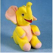 Слон «Велюр» С026 фото