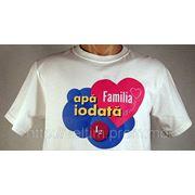Печать на футболках в Кишиневе. фото