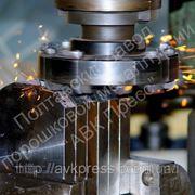 Механическая обработка металлических изделий фото