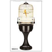 Клетка для средних и крупных попугаев MAX 6 (Италия) фото