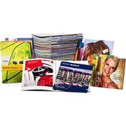 Брошюры и каталоги. Печать и дизайн брошюр, изготовление брошюр. фото