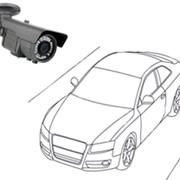 КВ312АВЧ Комплект видеонаблюдения за автомобилем фото