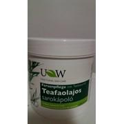 Крем по уходу за пяткой UW Naturcosmetic с маслом чайного дерева 250 мл. фото