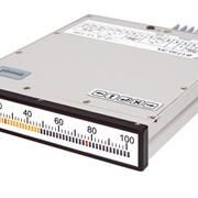 Амперметр постоянного тока узкопрофильный Ф1730 фото