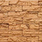 Искусственный камень Древний пласт фото