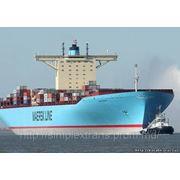 Морские контейнерные перевозки грузов из Китая, Турции, США, Европы, Азии, Америки в Молдову, Украин фото