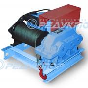 Лебедки тяговые электрические ТЛ-12А фото