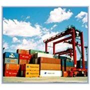 Экспедирование грузов в контейнерах в портах Одесса и Ильичевск фото