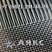 Сетка тканая 1.4х1.4х0.65 проволочная черная стальная металлическая НУ ГОСТ 3826-82 размер 1.4х1.4 фото