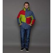Горнолыжная куртка А-8021 фото