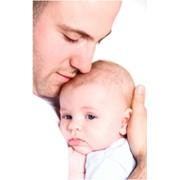 Определение отцовства фото