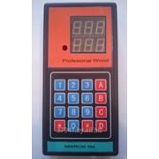 Электронная линейка микрон 5M для ленточных и круглопильных пилорам фото
