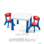 Детский стол со стульями фото