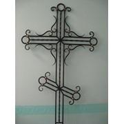 Кованый крест Артикул: КРК-011 фото