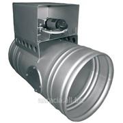 Противопожарный клапан ОКМ-1к фото