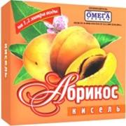 Кисель абрикос, 170гр. фото