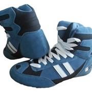 Обувь Борцовская Кр фото