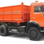 Перевозка сельскохозяйственных грузов. фото