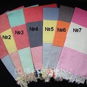 Традиционное полотенце для хамама серия *Амазон*. фото