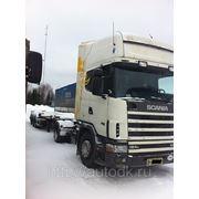 Седельный тягач Scania R124.420 продается в зборе и по запчастям!